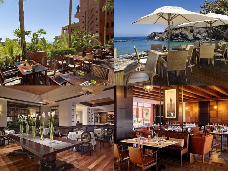 Лучшие отели Испании «всё включено» 2017 - The Ritz-Carlton, Abama Resort (Канарские острова, Тенерифе)
