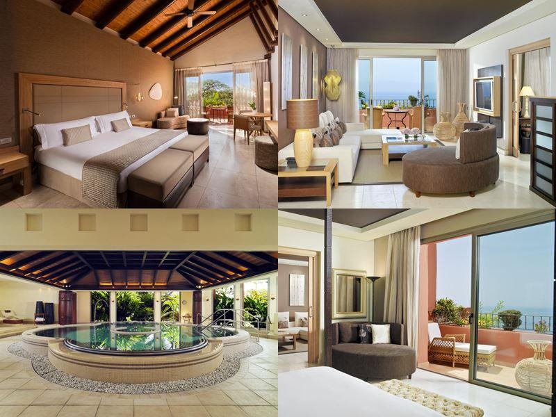 Лучшие отели Испании «всё включено» 2017 - The Ritz-Carlton, Abama Resort - интерьер номеров