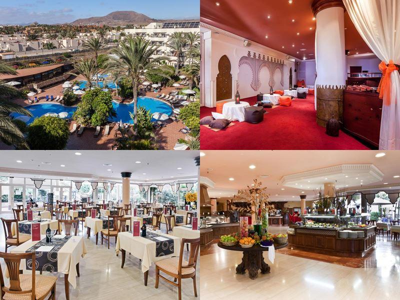 Лучшие отели Испании «всё включено» 2017 - Barceló Corralejo Bay - Adults Only (Канарские острова, Фуэртевентура, Корралехо)