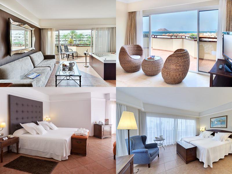 Лучшие отели Испании «всё включено» 2017 - Barceló Corralejo Bay - Adults Only номера отелей с видом на океан