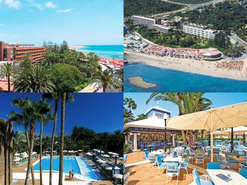 Лучшие отели Испании «всё включено» 2017 - Hotel Riu Palace Oasis (Канарские острова, Гран-Канария, Сан-Бартоломе-де-Тирахана)