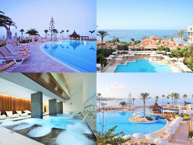Лучшие отели Испании «всё включено» 2017 - Iberostar Anthelia (Канарские острова, Тенерифе, Коста Адехе)