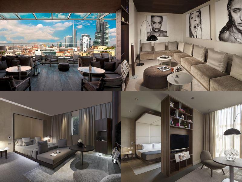Лучшие отели Италии 2017 - ME Milan II Duca (Милан)