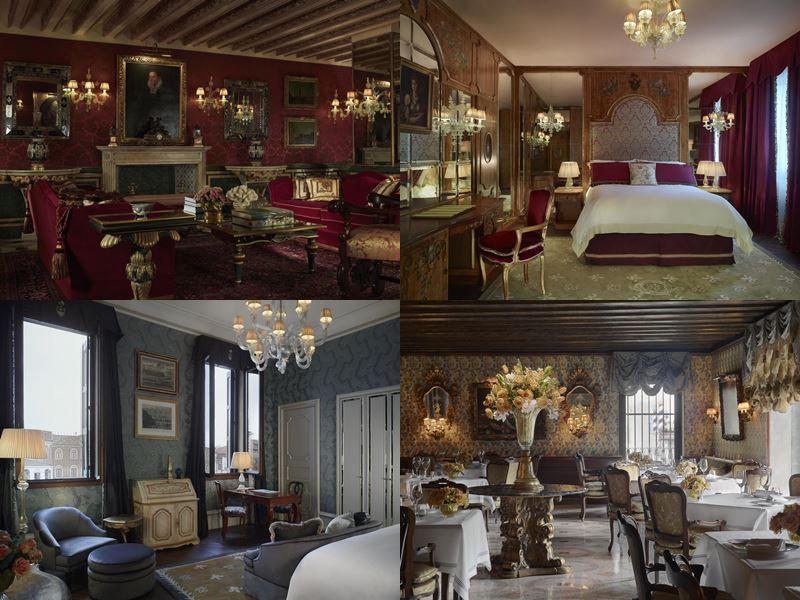 Лучшие отели Италии 2017 - The Gritti Palace, a Luxury Collection Hotel (Венеция)