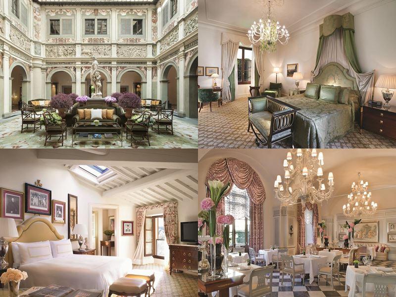 Лучшие отели Италии 2017 - Four Seasons Hotel Firenze (Флоренция)