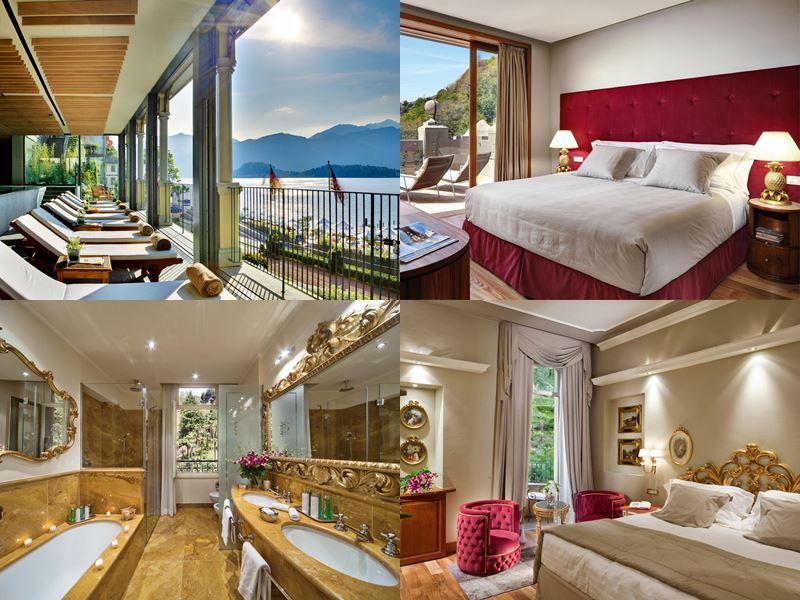 Лучшие отели Италии 2017 - Grand Hotel Tremezzo (озеро Комо, Тремеццо)