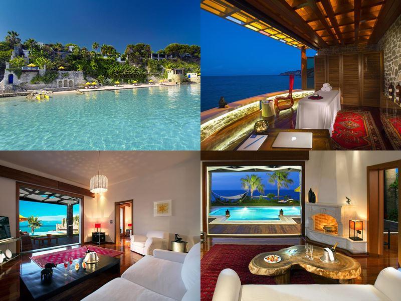 Лучшие в Европе отели с пляжем 2017 - Porto Zante Villas & Spa (Греция, остров Закинф)
