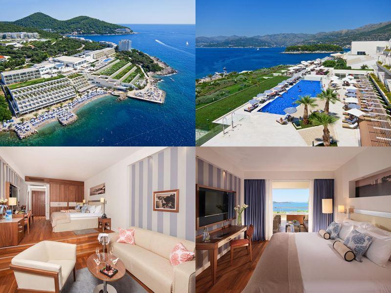 Лучшие в Европе отели с пляжем 2017 - Valamar Dubrovnik President Hotel (Хорватия, Дубровник)