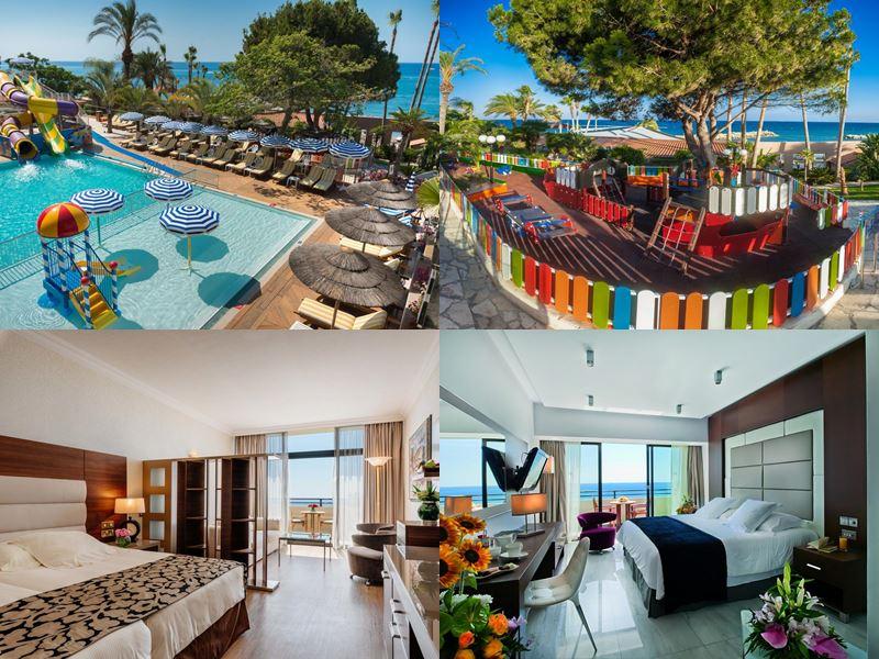 Лучшие в Европе отели с пляжем 2017 - Amathus Beach Hotel Limassol (остров Кипр, Лимассол)