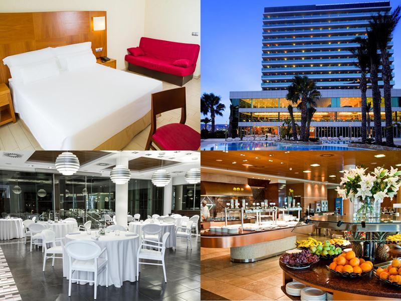 Лучшие в Европе отели с пляжем 2017 - AR Diamante Beach SPA & Convention Centre (Испания, Кальпе)