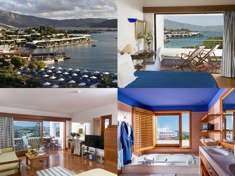 Лучшие в Европе отели с пляжем 2017 - Elounda Beach Hotel & Villas (Греция, остров Крит)