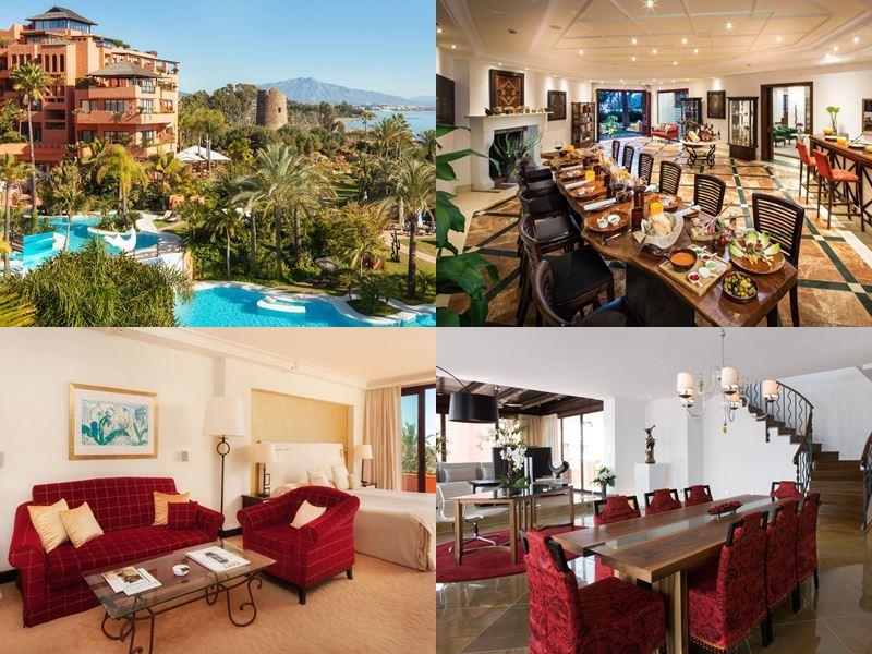Лучшие в Европе отели с пляжем 2017 - Kempinski Hotel Bahia Estepona (Испания, Эстепона)