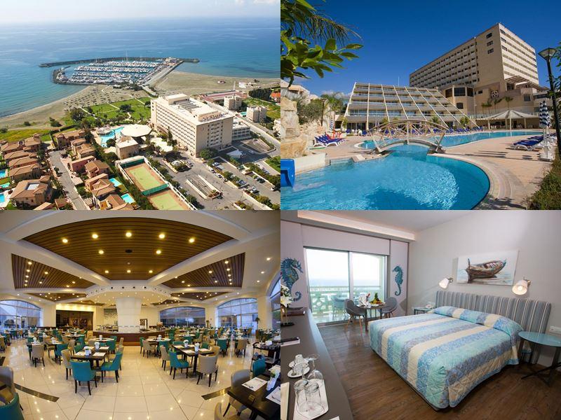 Лучшие в Европе отели с пляжем 2017 - St Raphael Resort (остров Кипр, Лимассол)