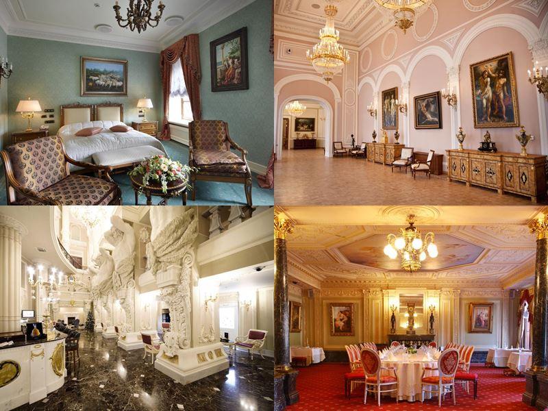 Лучшие отели России 2017 - Taleon Imperial Hotel (Санкт-Петербург)