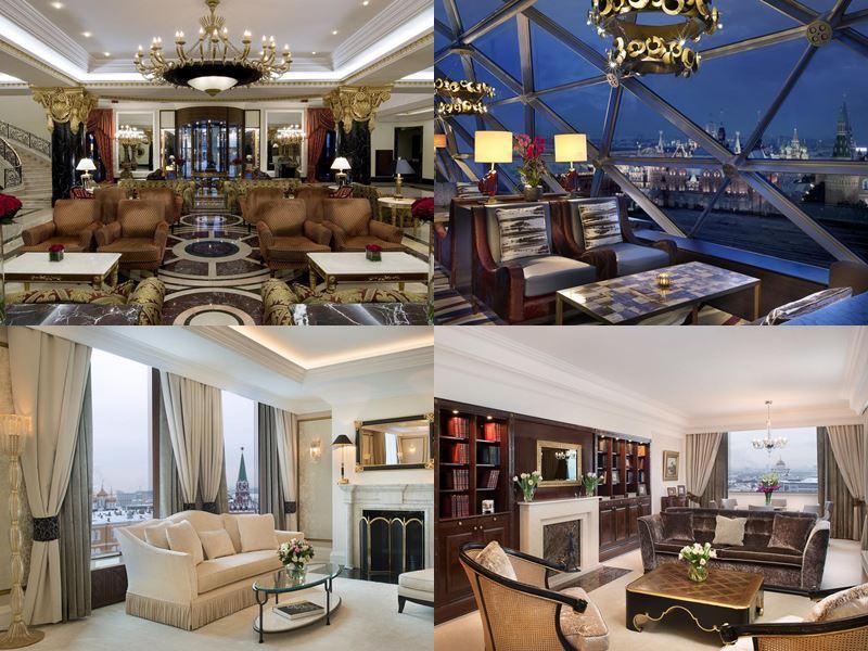Лучшие отели России 2017 - «Ритц-Карлтон» (Москва)