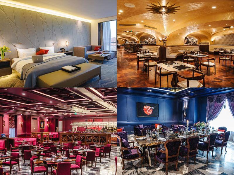 Лучшие отели России 2017 - Tigre de Cristal Hotel & Resort (Приморский край)