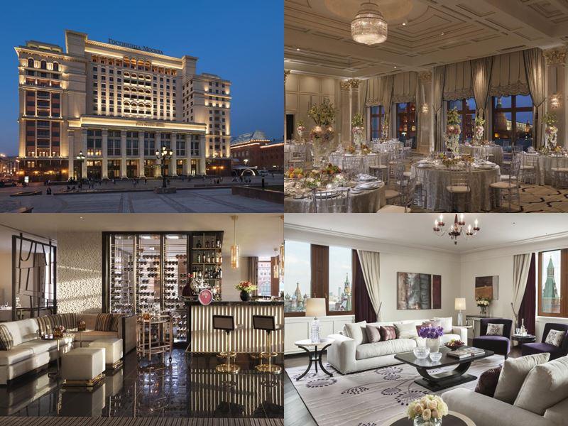 Лучшие отели России 2017 - Four Seasons Hotel Moscow (Москва)