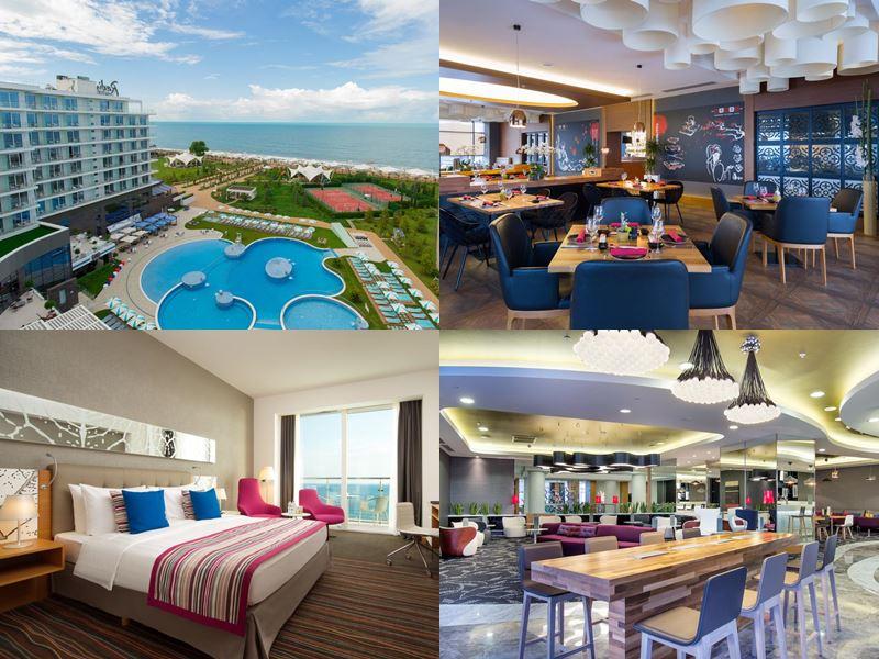 Лучшие отели России 2017 - Radisson Blu Paradise Resort & Spa (Сочи)