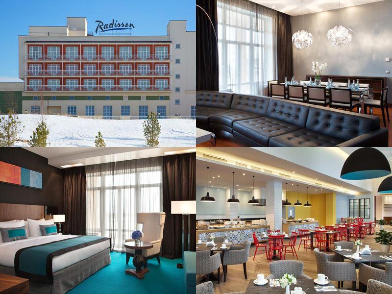 Лучшие отели России 2017 - Radisson Resort Zavidovo (Завидово, Тверская область)