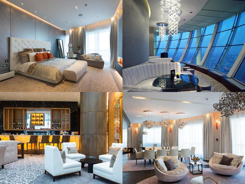 Лучшие отели России 2017 - «Swissôtel Красные Холмы» (Москва)