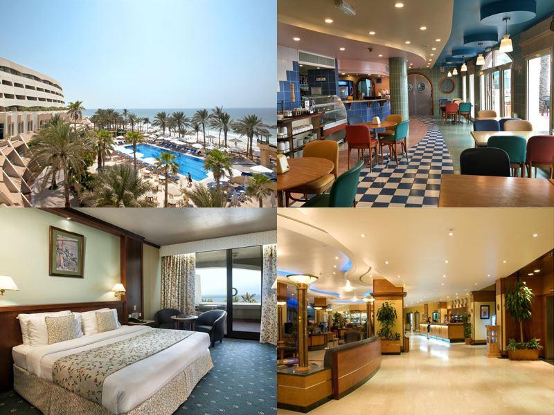 Лучшие отели Шарджи 2017 - Grand Hotel Sharjah (4 звезды)