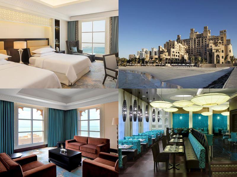 Лучшие отели Шарджи 2017 - Sheraton Sharjah Beach Resort & Spa (5 звёзд)