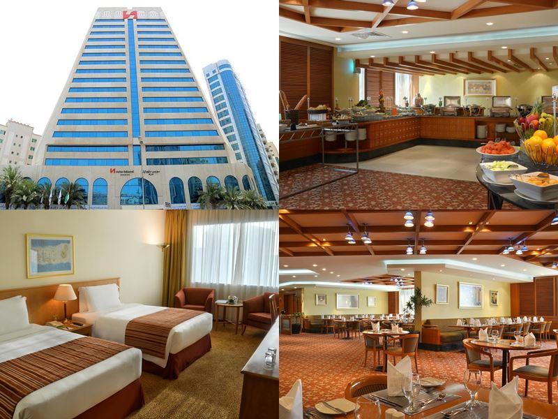 Лучшие отели Шарджи 2017 - Swiss-Belhotel Sharjah (4 звезды)