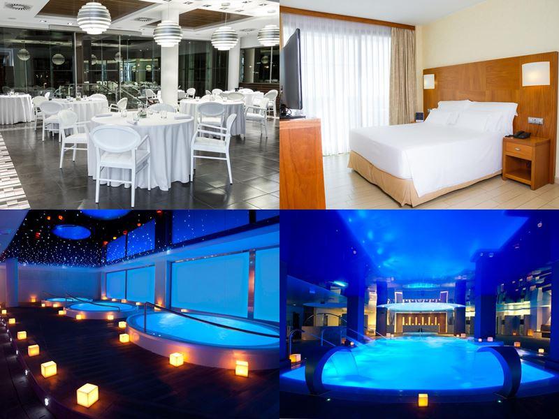 Лучшие пляжные курорты Испании 2017 - AR Diamante Beach SPA & Convention Centre - 4 звезды с бассейном