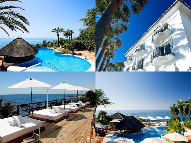 Лучшие пляжные курорты Испании 2017 - El Oceano Beach Hotel (Малага, Ла Кала-де-Михас)