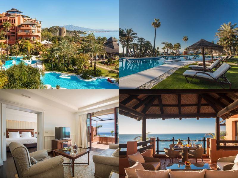 Лучшие пляжные курорты Испании 2017 - Kempinski Hotel Bahía Beach Resort & Spa (Малага, Эстепона)