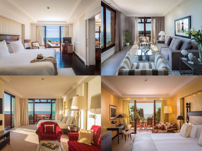 Лучшие пляжные курорты Испании 2017 - Kempinski Hotel Bahía Beach Resort & Spa - номера с видом на море