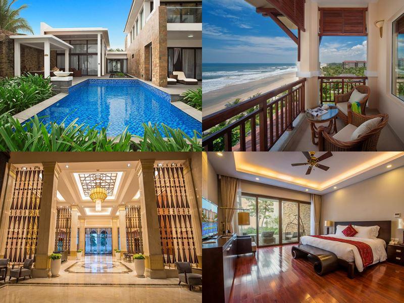 Лучшие пляжные курорты Вьетнама 2017 - Vinpearl Da Nang Resort & Villas (Дананг)