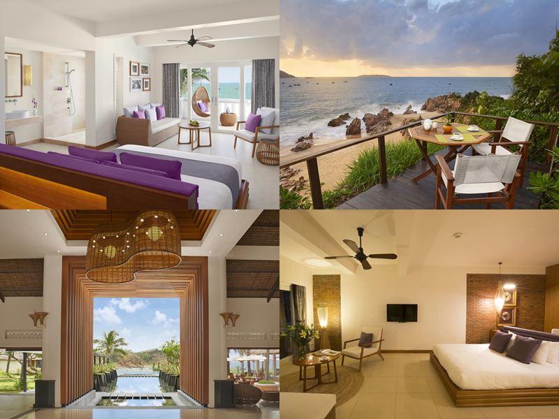 Лучшие пляжные курорты Вьетнама 2017 - AVANI Quy Nhon Resort & Spa (Куинён)