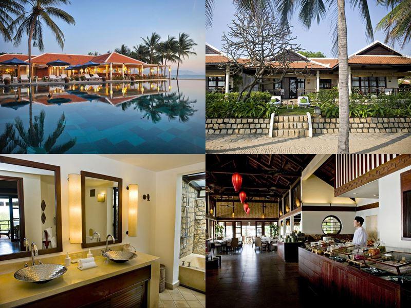 Лучшие пляжные курорты Вьетнама 2017 - Evason Ana Mandara (Нячанг)