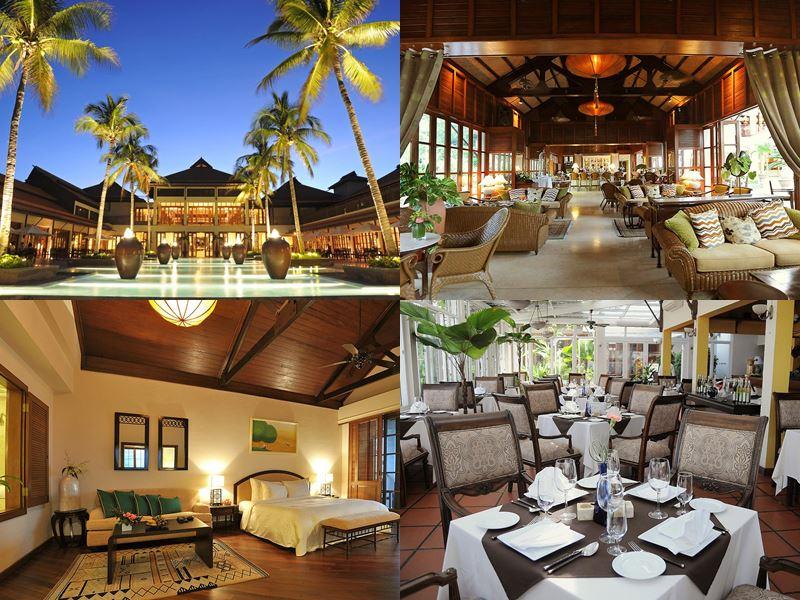 Лучшие пляжные курорты Вьетнама 2017 - Furama Resort Danang (Дананг)
