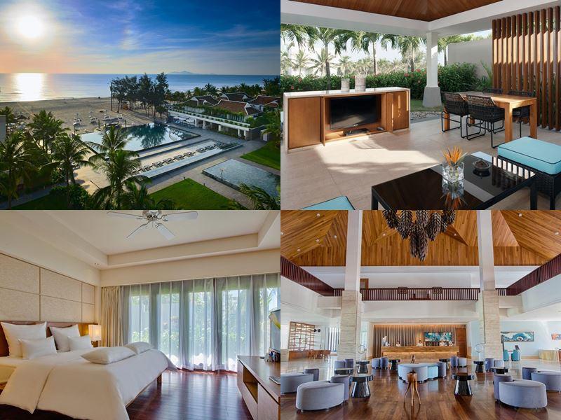 Лучшие пляжные курорты Вьетнама 2017 - Pullman Danang Beach Resort (Дананг)