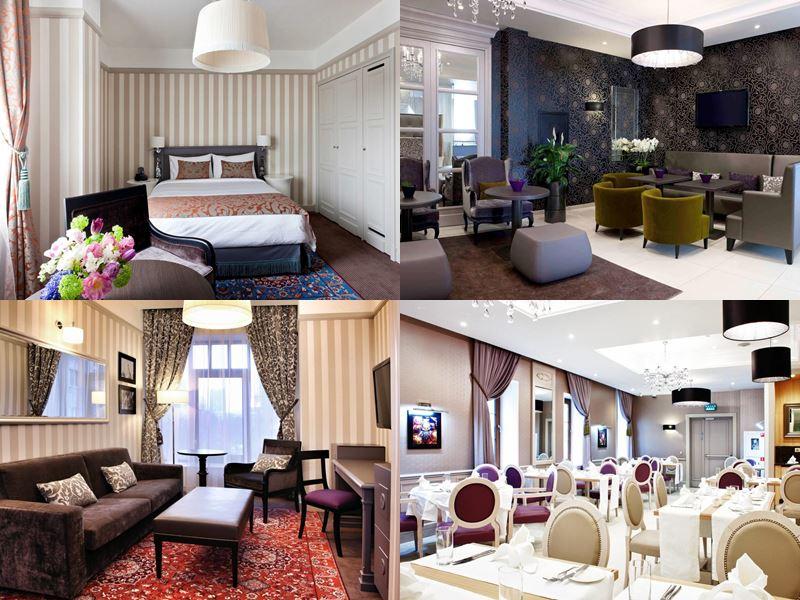Отель Mercure Arbat Moscow (4 звезды) - Москва, Россия
