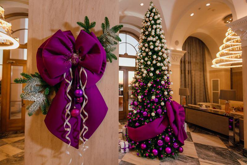 Новогодние праздники в Swissôtel Resort Сочи Камелия