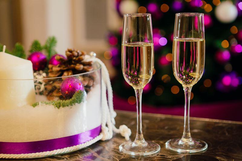Новый год в Swissôtel Resort Сочи Камелия