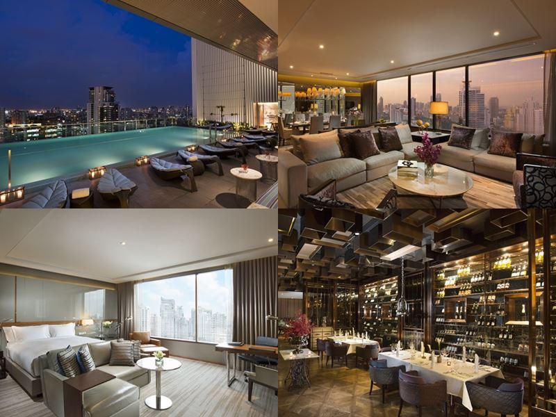 Отели Бангкока с бассейном на крыше - Hilton Sukhumvit Bangkok (5 звёзд)