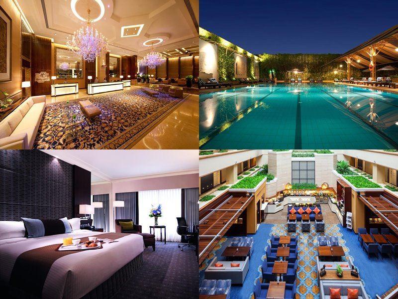 Отели Сингапура с бассейном на крыше - Holiday Inn Singapore Orchard City Centre (4 звезды)