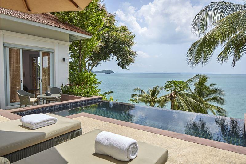 Amatara Wellness Кesort - пятизвёздочный курорт Тайланда