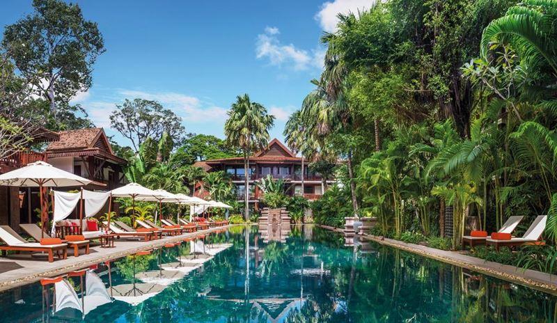 Belmond La Résidence d'Angkor (Сием-Рип, Камбоджа)
