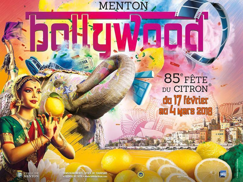 Фестиваль лимонов в Ментоне (17 февраля – 4 марта 2018)