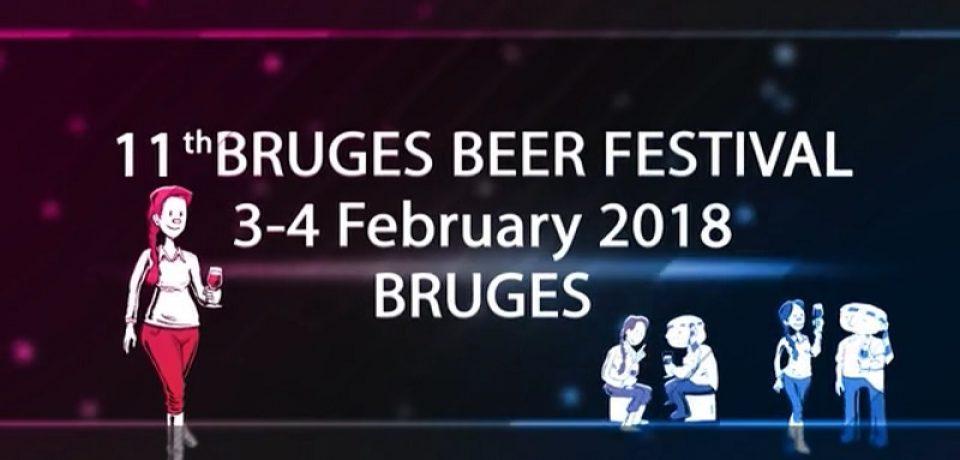 Фестиваль пива в Брюгге (3 – 4 февраля 2018)