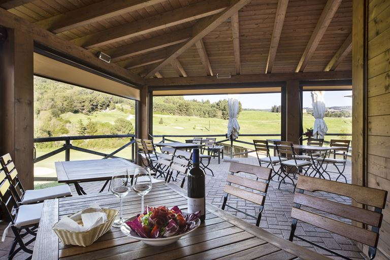 Castelfalfi Golf Club - идеальное место для спорта и расслабления