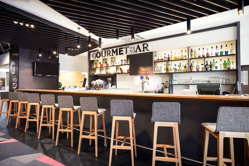 GourmetBar в отеле Novotel Санкт-Петербург Центр