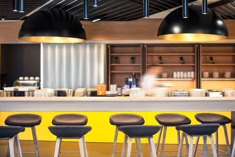 Открытие GourmetBar в отеле Novotel Санкт-Петербург Центр