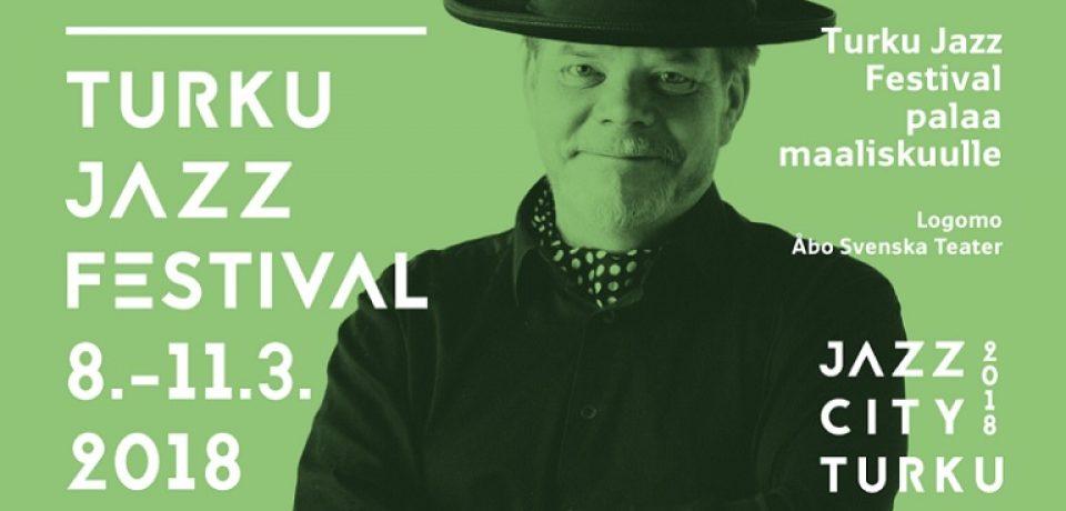 Джазовый фестиваль в Турку (8 – 11 марта 2018)