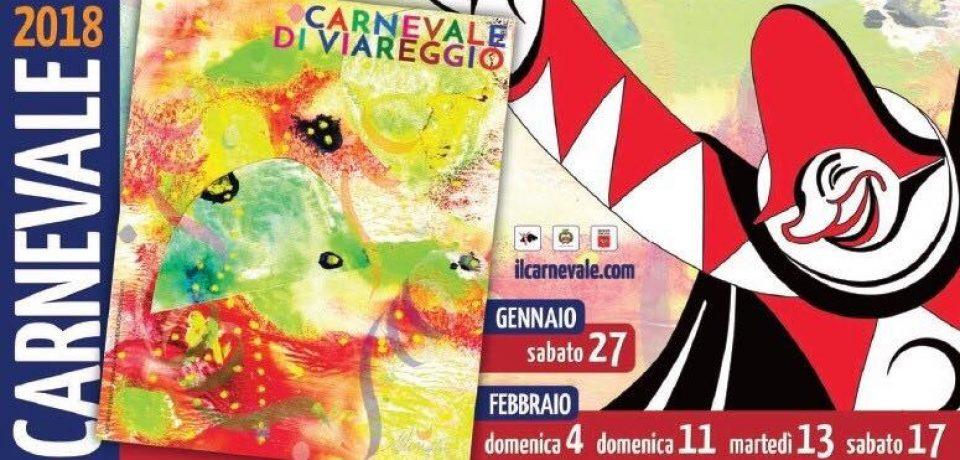 Карнавал в Виареджо (27 января – 17 февраля 2018)